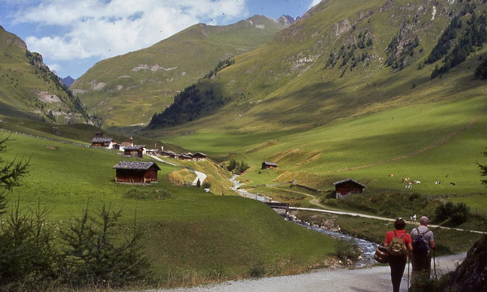 Your autumn holiday in South Tyrol