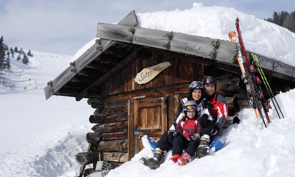 Enjoy your ski vacation in Valles and the many amenities of our farm Wieserhof