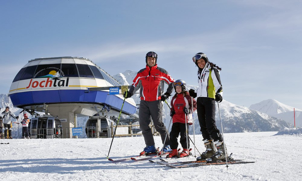 Look forward to a unique ski holiday in Valles