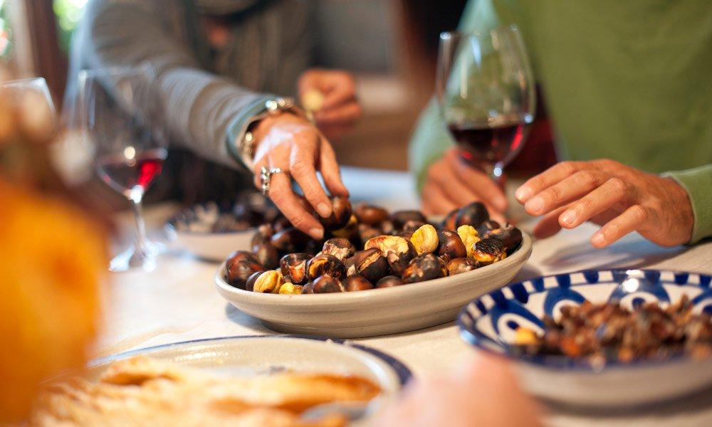 Kulinarisch genießen im Herbsturlaub in Südtirol